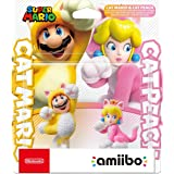 Amiibo Mario Gatto E Peach Gatto (Double Pack) - Limited - Nintendo Switch