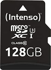 Intenso 3433491 Professional Microsdhc Uhs I Class 10 Computer Zubehör