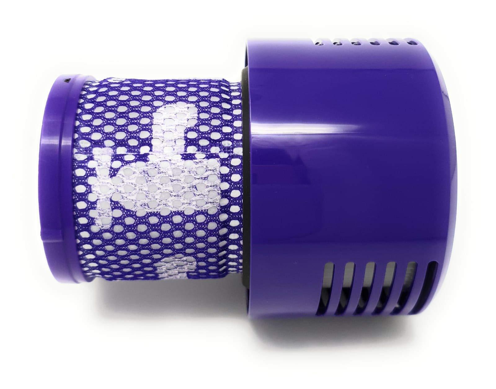 Dyson V10 SV12 kabelloser Staubsauger, waschbar, große Filtereinheit