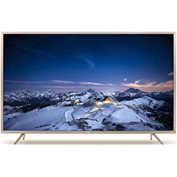 TCL 124.5 cm (49 Inches) 4K UHD LED Smart TV L49P2US (Golden)