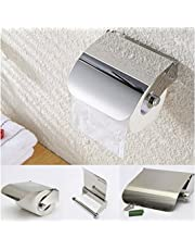 Royalty ROYAL ALFA Stainless Steel Toilet Paper Holder (Silver)