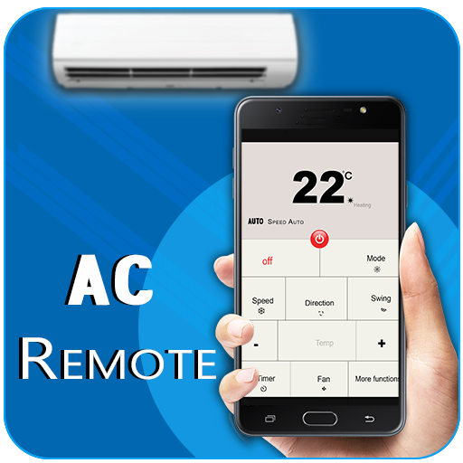 AC Remote Controller for All ACs
