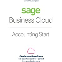 Accounting Start - 12 month Subscription [Online Code]