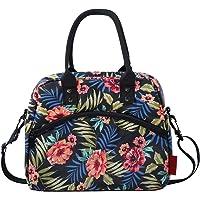 esonmus Sac Isotherme Repas,12L Grande Capacité Lunch Bag Étanche,Portable Sac à Déjeuner,pour Hommes Femmes Enfants…