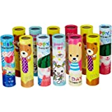 SillyMe Birthday Party Return Gifts - Pack of 6 Pcs Fun Magic Kaleidoscopes - Children Educational Science Toy