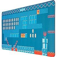 Tappetino per mouse da gioco XXL Gameration con base in gomma antiscivolo e con rifiniture di alta qualitá, 80x35 cm