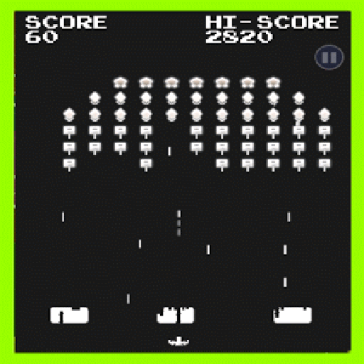 Vector Invaders (Space Shooter)