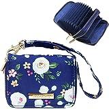 Brieftasche für Ausweis -  Blau -  Large