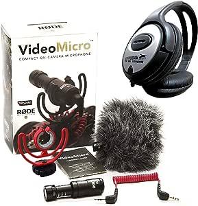 Rode Videomicro Kondensator Richtmikrofon Kamera Kamera