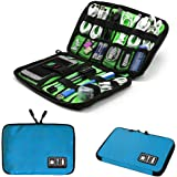 Bengvo Electronic Accessories Organizer Travel Gadget Bag for Cables, Plug, Hard Disk etc Cable Organizer Electronics Accesso