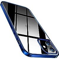 TORRAS für iPhone 12 Hülle/iPhone 12 Pro Hülle (Vergilbungsfrei) Ultra Klar Kratzfest Flexibles (Stoßfestigkeit Schutz…