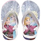 Frozen Girls Flip-Flops