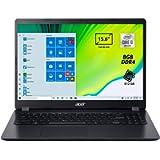 Acer Aspire 3 A315-56-35MW Pc Portatile, Notebook con Processore Intel Core i3-1005G1, Ram 8 GB DDR4, 512 GB PCIe NVMe…