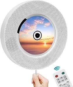 Tragbarer Cd Player Mit Bluetooth Fm Radio Elektronik
