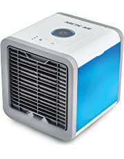 Cabriza AR-33 Arctic Air Personal Space Portable 3 in 1 Conditioner, Humidifier, Air Purifier Mini Cooler for Outdoor/Indoor, Office, House {Assorted Colour}
