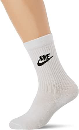 NIKE Men's U Nk Nsw Evry Essential Crew Socks