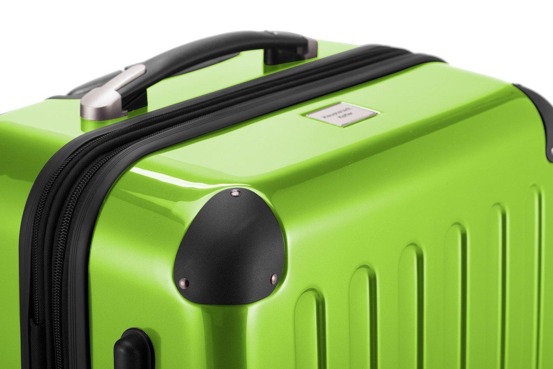Hauptstadtkoffer-Alex-Hartschalen-Koffer-Trolley-4-Rollen-TSA-Zahlenschloss-S-M-XL-Design-Kofferanhnger