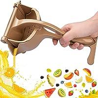 Presse agrume manuel, Automoness extracteur de jus Presse-citron Presse-agrumes manuel de qualité supérieure pour le jus…