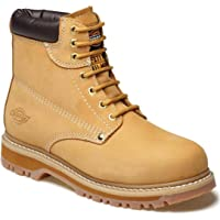 Dickies FA23200-HN-6 Cleave land Super Safety Boot, Size 6, Honey