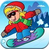 Down The Ski Slope