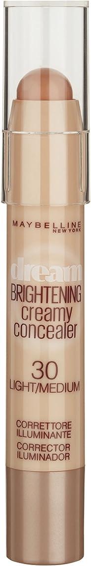 Maybelline New York Dream Brightening Creamy Concealer - 0.11 oz., Light 30