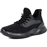 Women Walking Shoes - Ladies Lightweight Trainers Mesh Breathable Sneakers Road Running Shoes for Gym Work Jogging