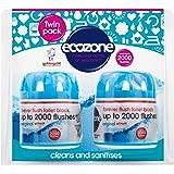 Ecozone Forever Flush 2000 Toilet Block Twin Pack