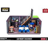 South Park Deluxe Construction Set Cartman's Basement McFarlane Toys Costruzioni