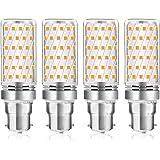 Ampoule LED Mais B22 16W Blanc Chaud 3000K, 1600 Lumen, Équivalent Halogène Baillonette B22 100W 120W, AC 220V, Eclairage pou