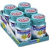 Daygum Protex Gomme da Masticare Senza Zucchero, Barattolo Chewing Gum Gusto Menta, Confezione da 6 Mini Barattoli, 46…