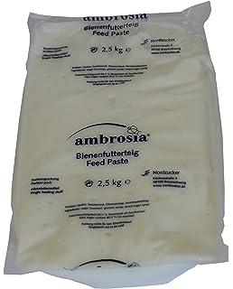 1,59 EUR//1 kg Apifonda Bienenfutterteig Portionspackung 2,5kg