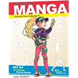 How to Draw Manga: Character Pose Collection #1