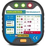 Stopcontact tester + 30mA FI test