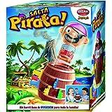 Bizak- Tricky Salta Pirata, Juego de Habilidad 30697028, Multicolor