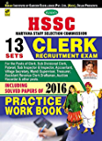 Kiran's HSSC Clerk Recruitment Exam Practice Work Book – English