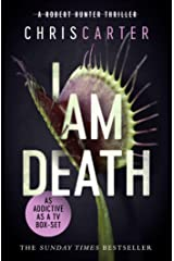 I Am Death: A brilliant serial killer thriller, featuring the unstoppable Robert Hunter (Robert Hunter 7) Kindle Edition