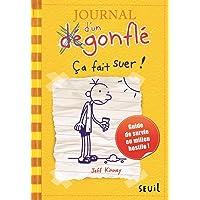 Journal d'un dégonflé - tome 4 Ça fait suer ! (4)