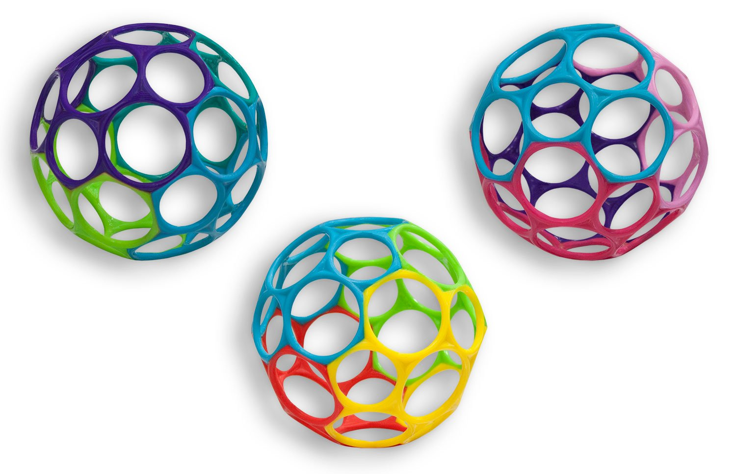 Rhino Toys 4-inch Oball (Colours May Vary) 2