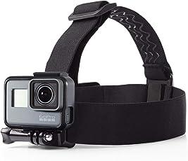 AmazonBasics GoPro Head Strap Mount (Black)