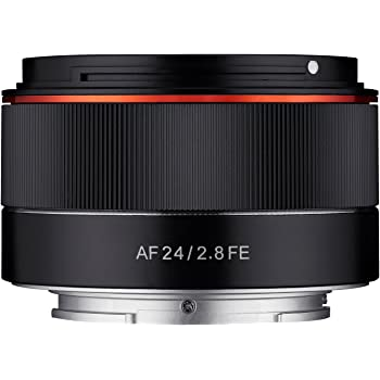 Samyang AF 24 mm F2.8 Fe (Tiny But Wide) - Formato Completo 24 mm ...