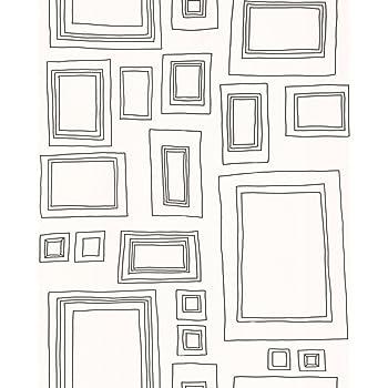 Graham & Brown 52050 - Design Wallpaper - Frame Pattern: Amazon.co ...