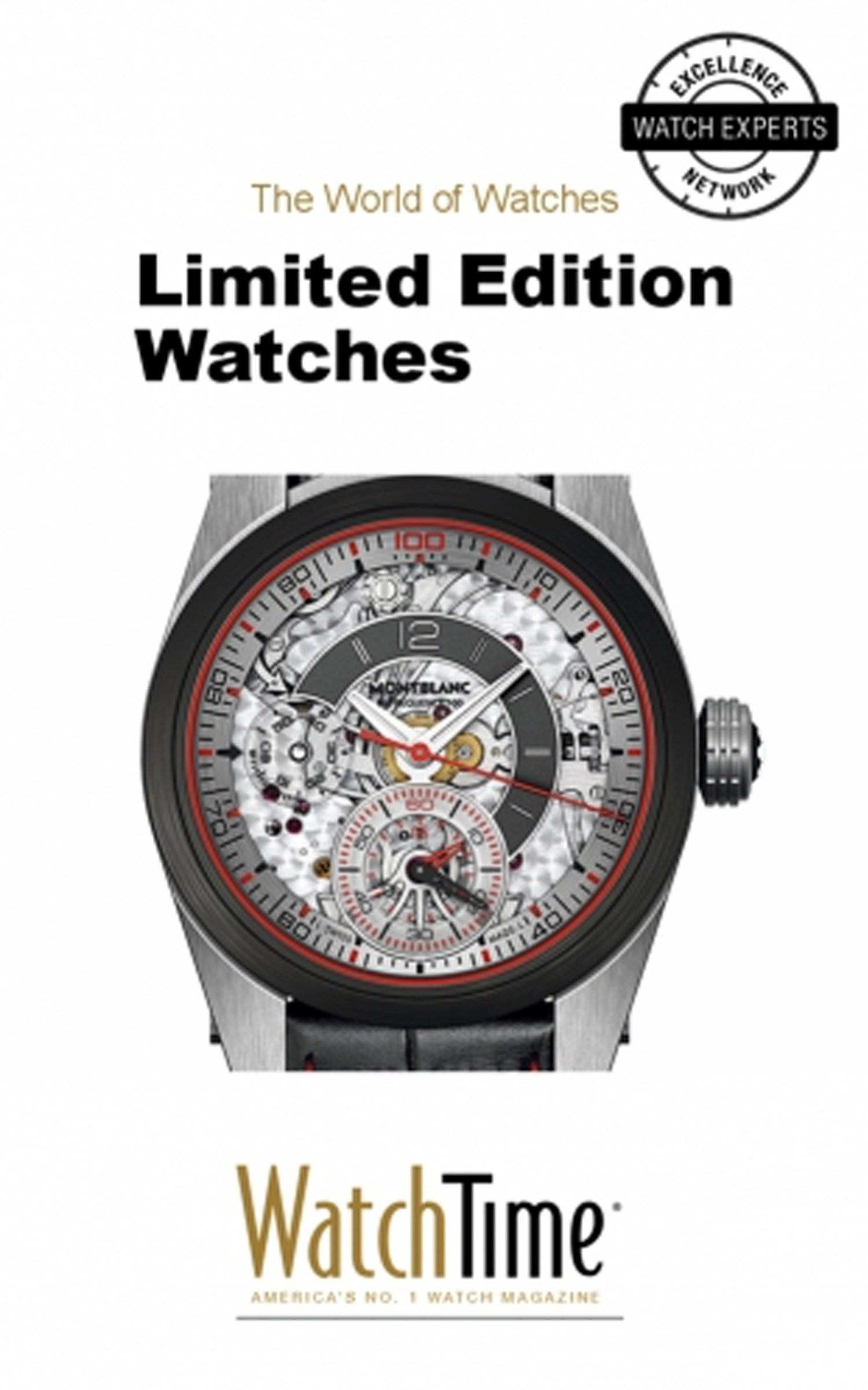 Limited Edition Watches: Guidebook for luxury watches (English Edition)