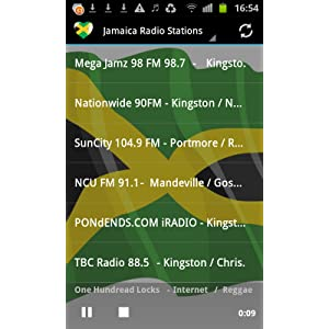 Jamaica Radio Stations - Music & News