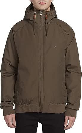 Volcom Men's Hernan Teflon Heavy Weight Hooded Jacket