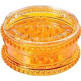 Stortz & Bickle 0930 - Smerigliatrice per erbe, in plastica, colore: Arancione