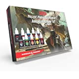 The Army Painter   Dungeons and Dragons Nolzur's Marvelous Pigments Adventurers Paint Set   10 Acrilic Colours and 1 Starter