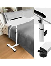 Kurtzy Portable Foldable Laptop Study Table with Adjustable Height
