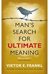 Man's Search for Ultimate Meaning (English Edition) Formato Kindle