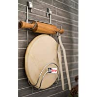 Lifetime Chakla Belan Stand (Heavy Duty, Nano-coated, No Screws Visible)