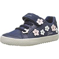Geox B Kilwi Girl A, Baskets Basses Fille